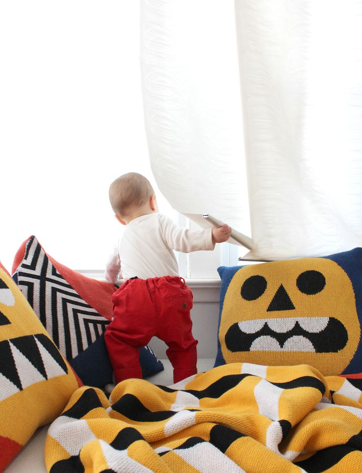 New Kid-Friendly Textiles from DittoHouse