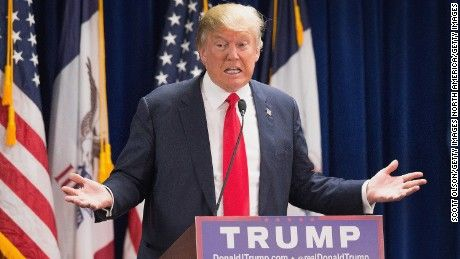 Donald Trump twice repeated over the weekend that he saw people cheering in New Jersey after the September 11 attacks -- but his claims are being widely disputed as false. Keep in mind that this nutcake used to claim that there was evidence President Obama want born in the US. I guess I have to ask conservatives if it's worth hiring this freak as president just to thumb your noses at the antiquated notion of political incorrectness.