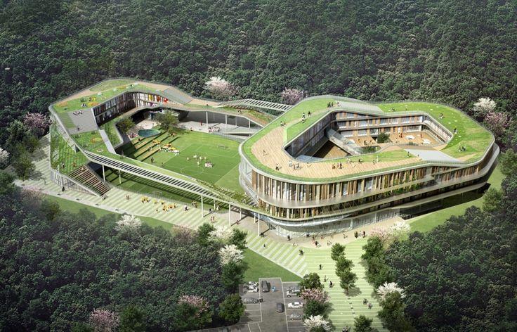 Cheongsim International Elementary School 132 Songsan-ri, Seolak-myun, Gapyung-gun, Gyeonggi-do