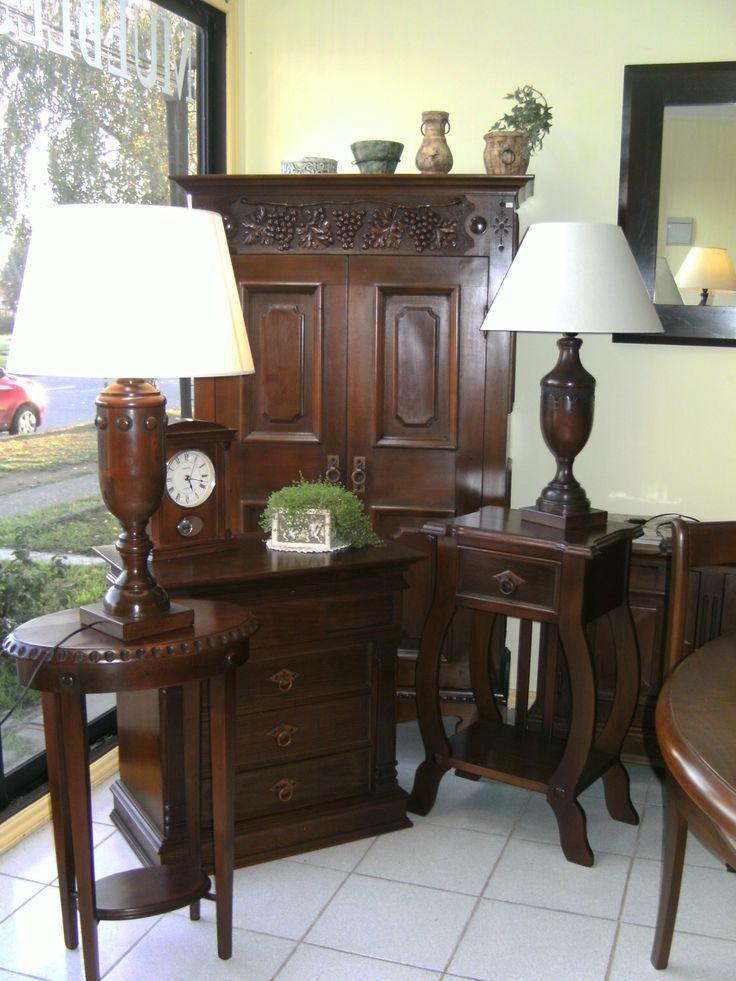 muebles serra armario velador lamparas y auxiliares