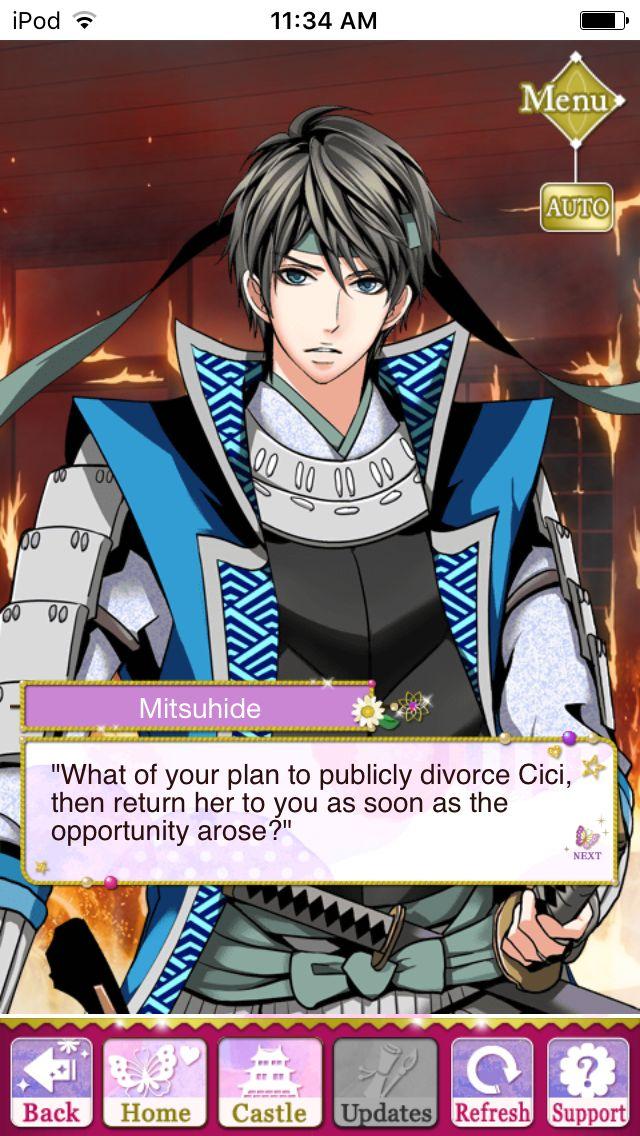 Nobunaga Act 2 Fates Ending Finale SamuraiLoveBalladParty