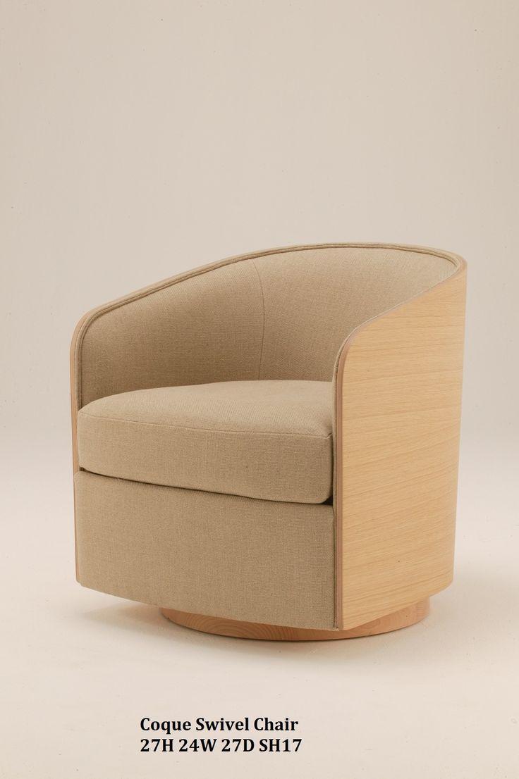 buy coque swivel chair by ct france made to order designer furniture from drehstuhlpolstersthlezeitgenssische mbelfamilienzimmerhalle wohnzimmer - Drehsthle Fr Wohnzimmer Zeitgenssisch