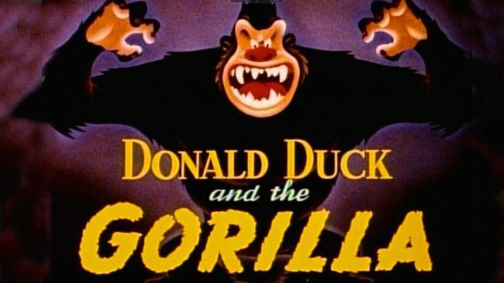 Aku Ankka ja Gorilla 1944