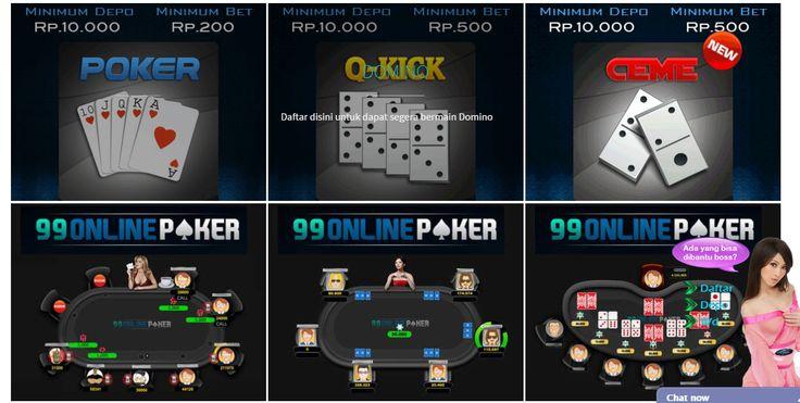 Poker online terpercaya: Judi online ceme menjadi bandar