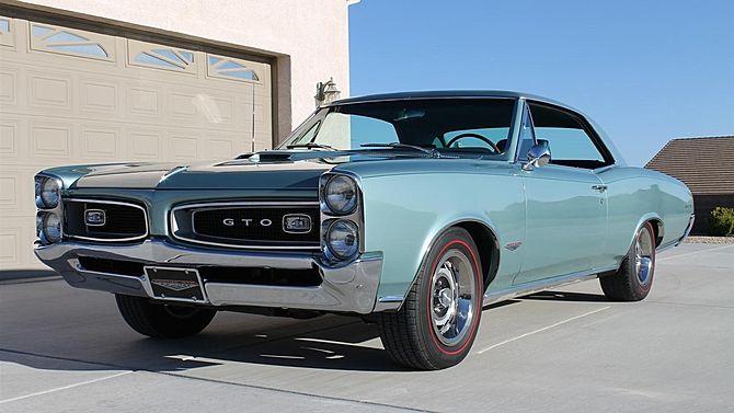 1966 Pontiac GTO | Mecum Auctions