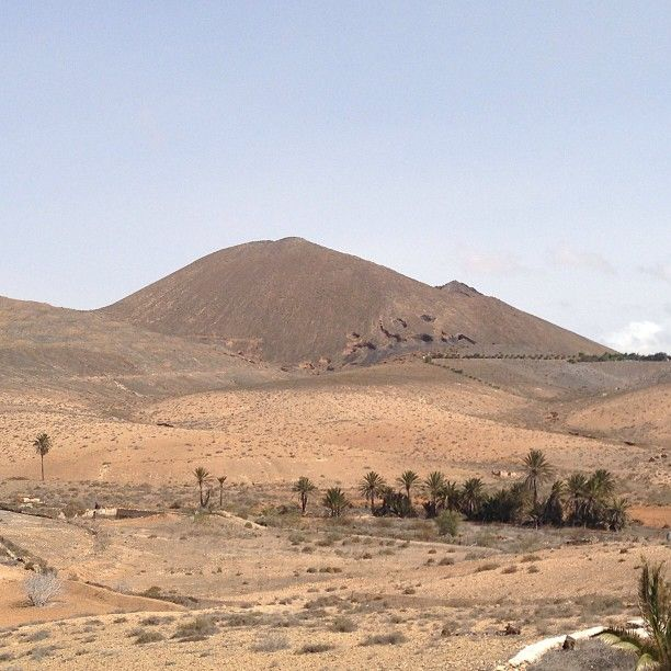 Fuerteventura. We spent many a holiday here - love the weather and the beaches.