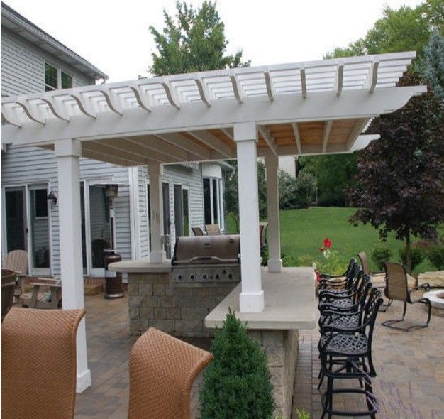 17 Best Images About Outdoor On Pinterest Garage Ideas Pergola Plans And Pergola Cover