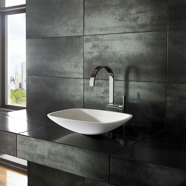 23 Best Solid Surface Basins Images On Pinterest Solid Surface Wall Mounted Basins And