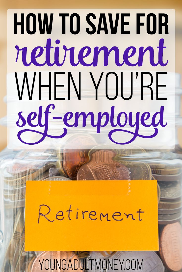 Saving for retirement when your self-employed can be challenge. Let's see some of the ways you can best go about doing it.