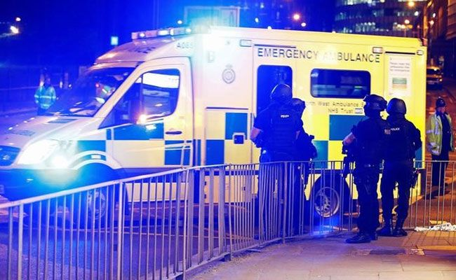 ISIS Claims Responsibility For Ariana Grande's Manchester Concert Blast Killing 22