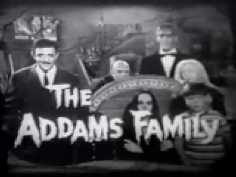The Addams Family Original Title Intro & Theme Music