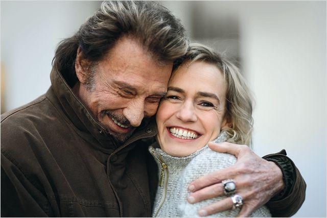 Salaud, on t'aime : Photo Johnny Hallyday, Sandrine Bonnaire