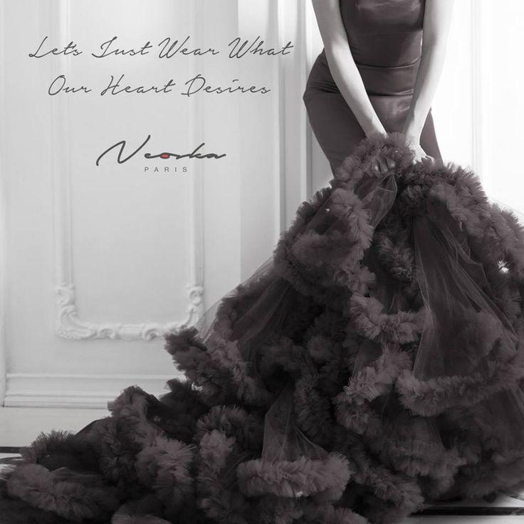 #Neoska Habillons-nous comme le cœur nous en dit  Let's Just Wear What Our Heart Desires  #NeonaSkane #TheWhiteWalk #ParisianStyle #Parisian #Fashion