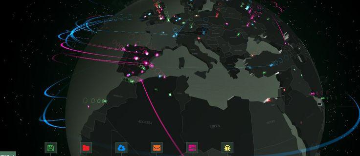 Kaspersky présente la carte modiale des cyber-attaques en temps réel