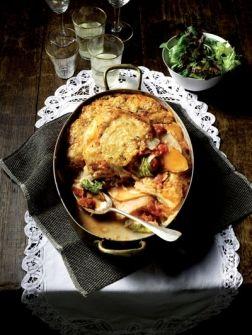 Gratin van knol, kool en pompoen - Recepten - Eten - ELLE | ELLE