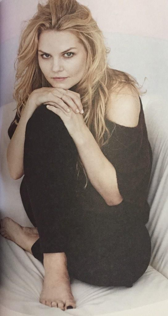 Jennifer Morrison || Darling Magazin Couldn't resist pinning JM setting it off !