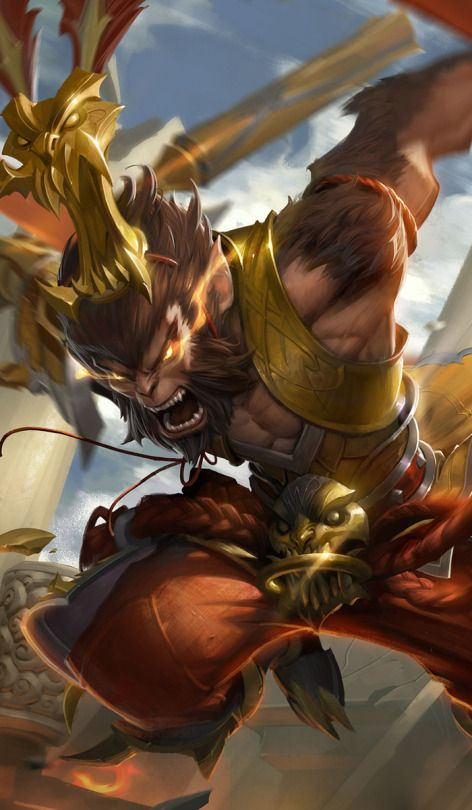 SUN WUKONG - by jojo so