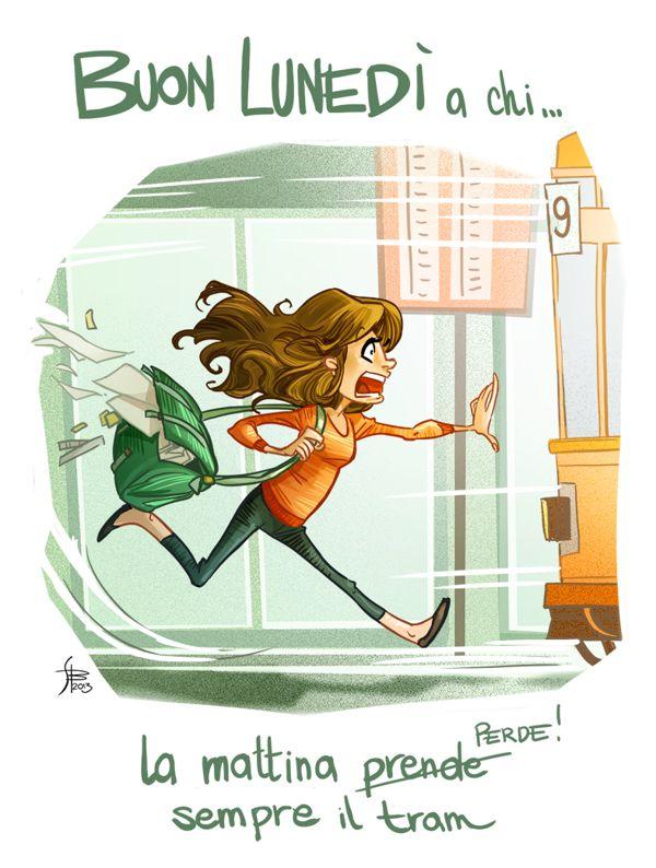 Illustrations for boring monday mornings | 2013 on Behance