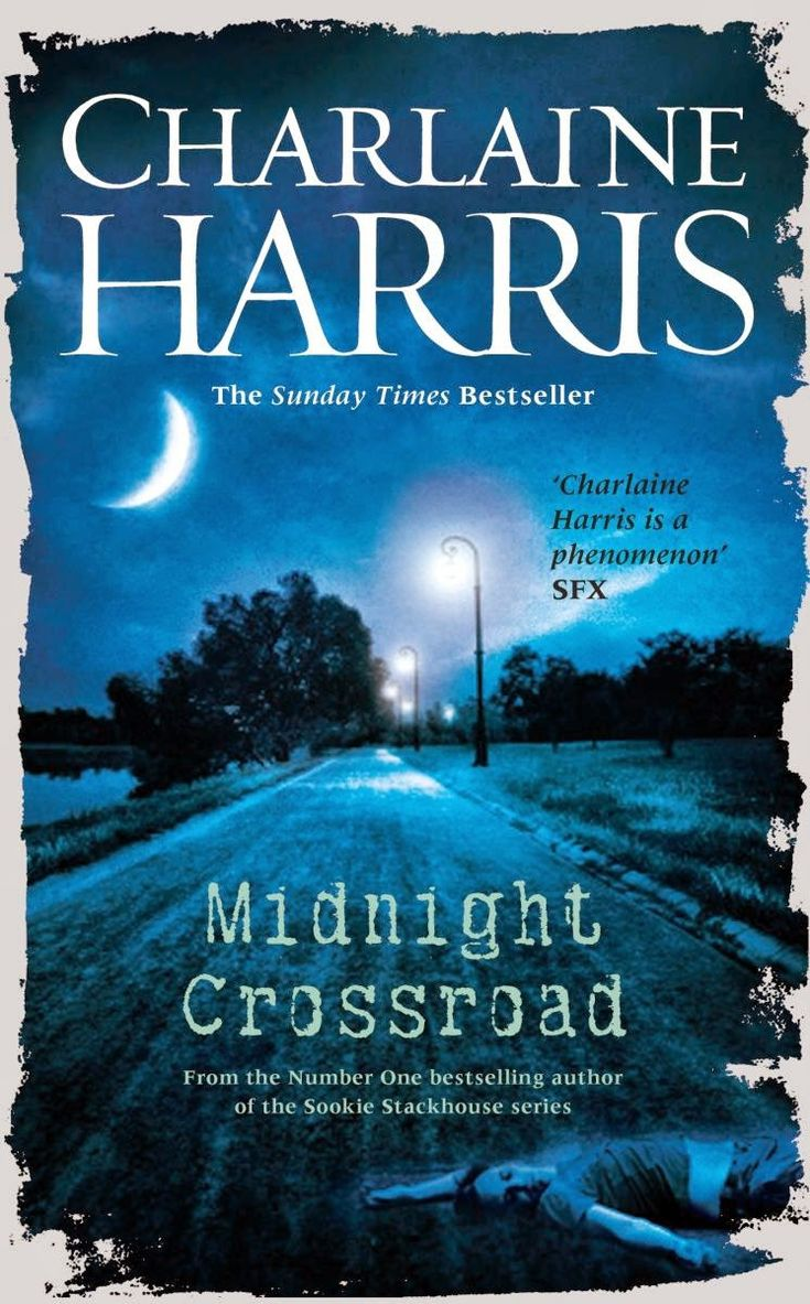 Charlaine Harris - Midnight Crossroad