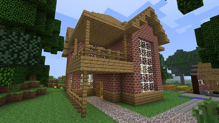 4d591394c34704a1eec2905b70dad31c  minecraft brick simple minecraft houses - 33+ Simple Small House Design Minecraft Images
