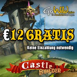 Go Wild Casino castlebuilder