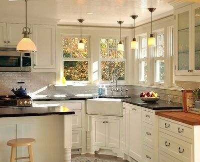 22 best kitchens corner sinks images on pinterest corner kitchen