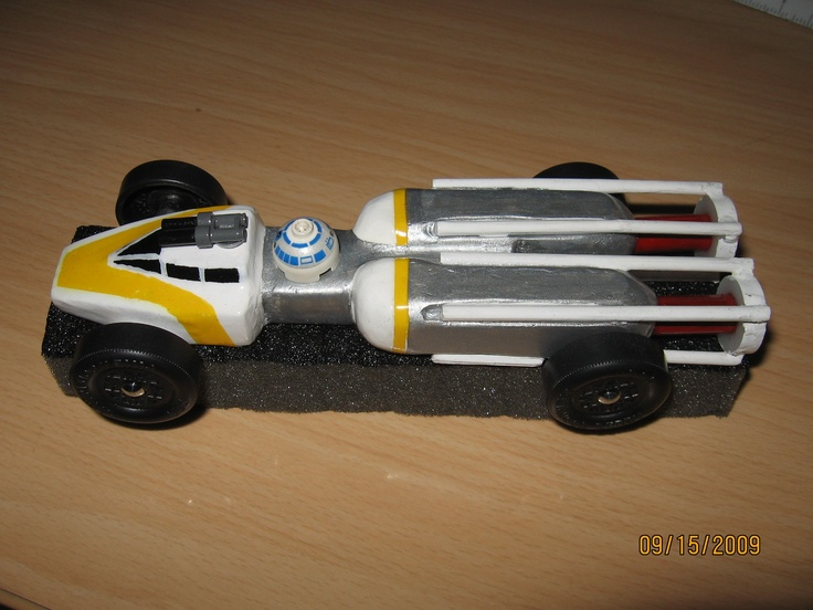 8 best jedi starfighter images on pinterest star wars for Pinewood derby templates star wars