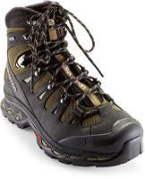 Salomon Quest 4D II GTX Hiking Boots - Men's Size 10, Olive color