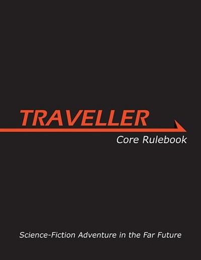The Original Sci Fi RPG, Traveller Is Great If You Want Hard Sci . Tabletop  ...