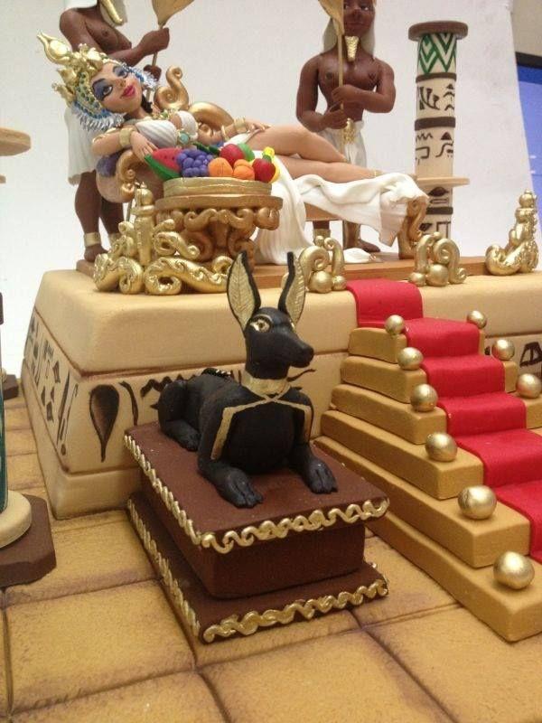 26 Best Cakes Egyptian Images On Pinterest Egyptian