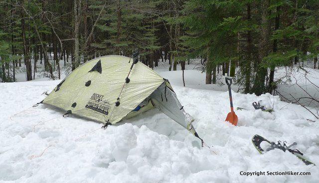 Lightweight Winter Backpacking Gear List: Explained - http://sectionhiker.com/lightweight-winter-backpacking-gear-list/