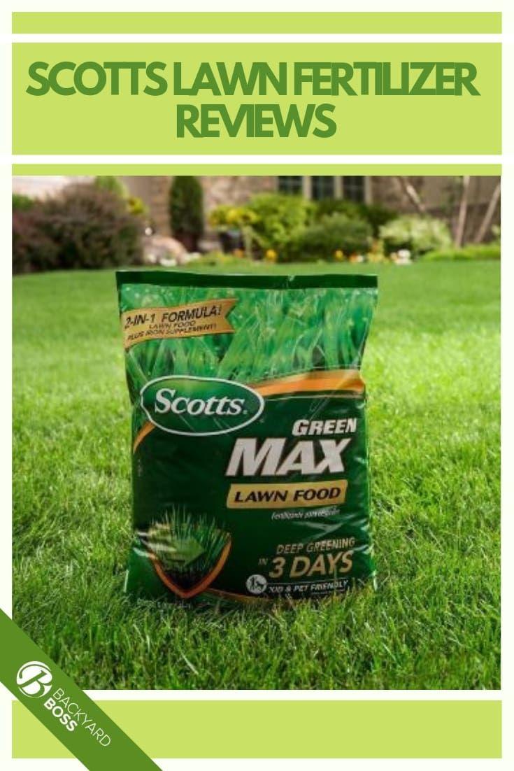 Scotts green max lawn fertilizer review lawn fertilizer