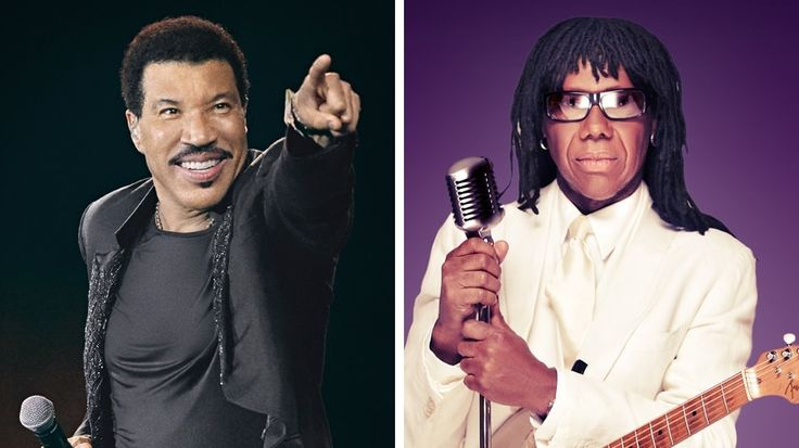 Lionel Richie and Chic featuring Nile Rodgers coming to New Zealand - NZ Herald