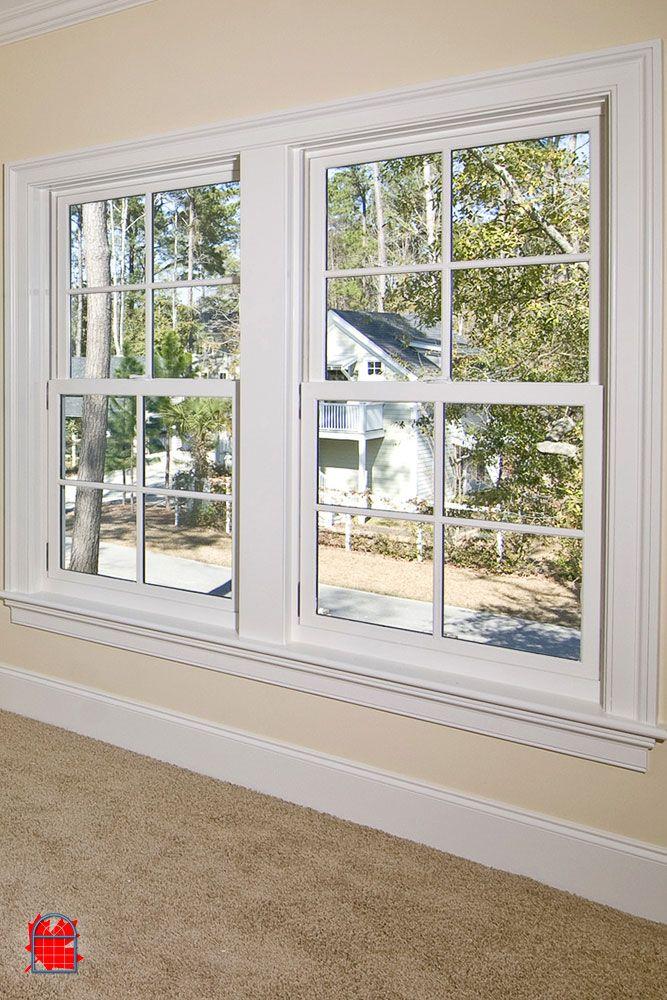 Single Hung Windows | See more: http://edmontonwindowsdoors.ca/single-hung-windows/