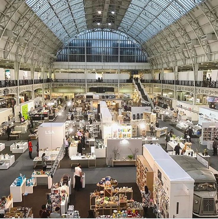 Top Drawer London Spring 2017. Saw lots of great garden and gift ideas for the AP shop
