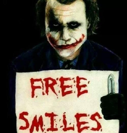 sonrisas gratis