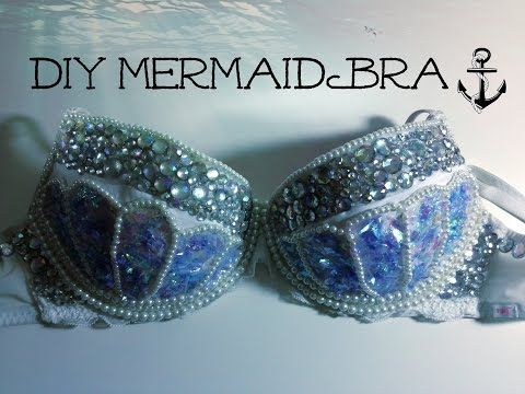 In this DIY tutorial from Adore Me, we show you how to turn a bra into a dazzling Mermaid costume! Whether you want to be Ariel from The Little Mermaid or a ...