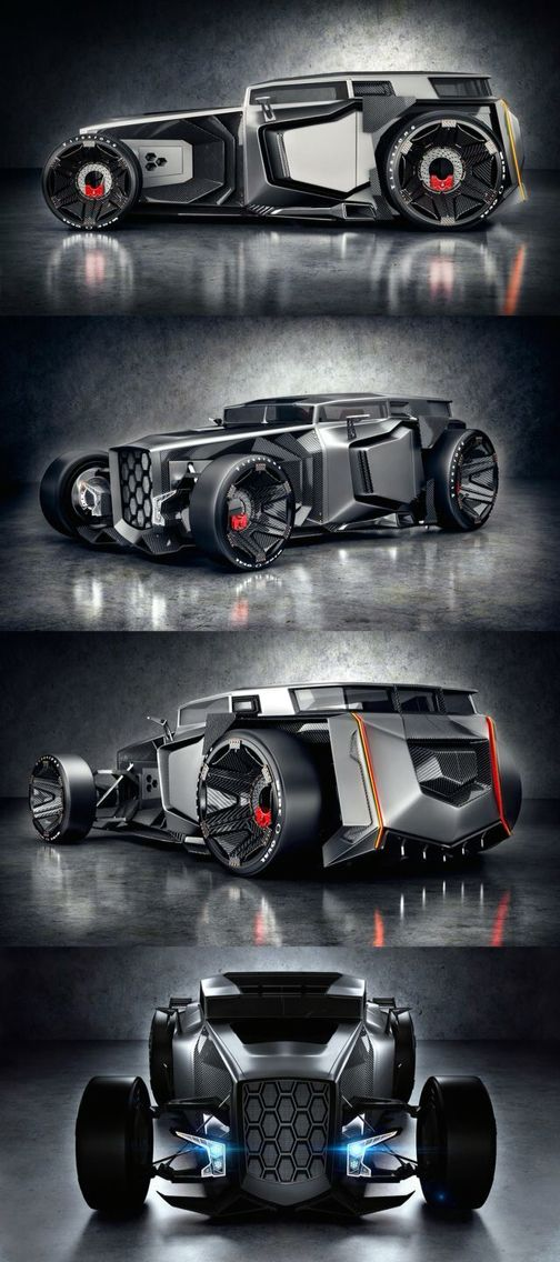 Awesome Hot Rod #Concept #auto #Lamborghini