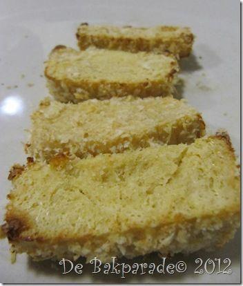 Knapperig gebakken tofu