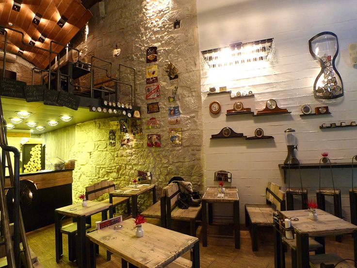 Beer Time, the famous pub, is located in the center of Athens, Greece, designed by Art and Design Group. Find us on Facebook https://www.facebook.com/ArtAndDesignGroupGR/