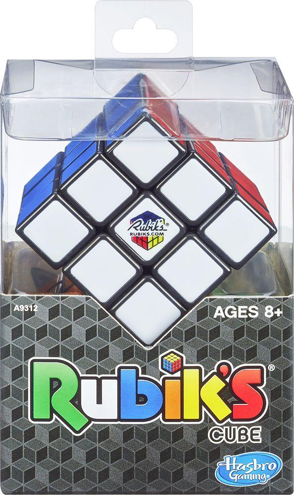 Hasbro - Rubik's Cube Game - Multi, A9312