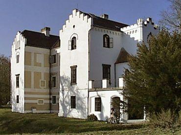 Zsennye Bezerédy kastély