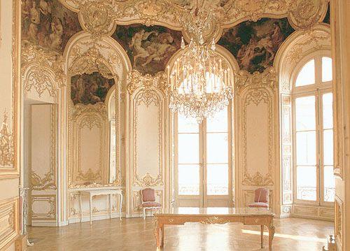 Boffrand, Salon de la Princesse, Hotel de Soubise