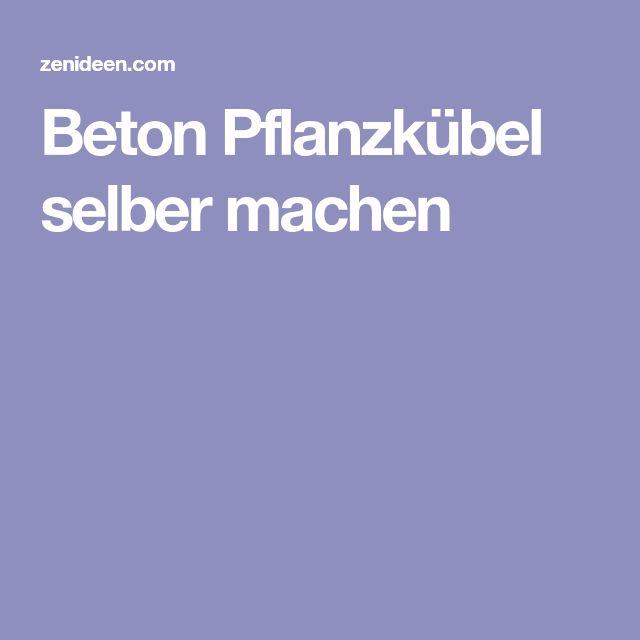 Sichtschutz-Beton-Selber-Machen-44. Runde Trittplatte Aus Beton