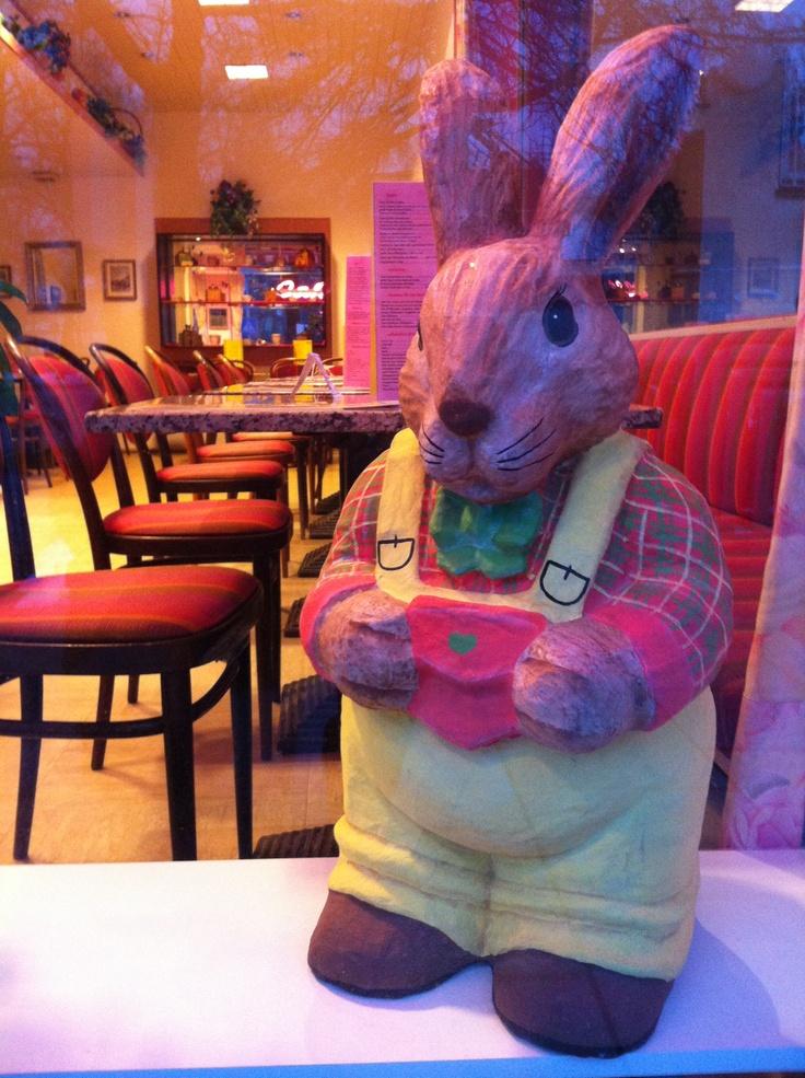 Easter Bunny Decoration ... debatable taste