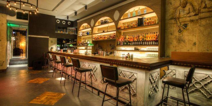 Το ελληνικό μπαρ The Clumsies - World's Best Bars 2016