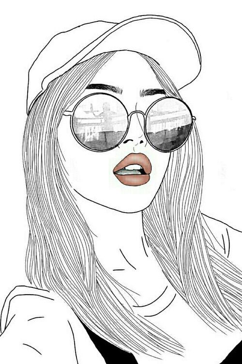 25 Best Ideas About Hipster Drawings On Pinterest