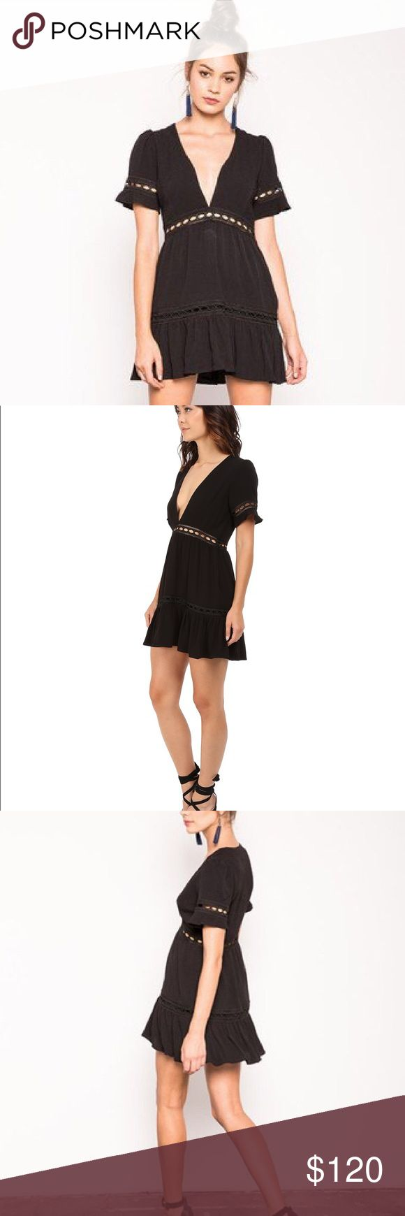 Stone Cold Fox Verona Silk Mini Dress Great dress. Like new, worn once for an hour Stone Cold Fox Dresses