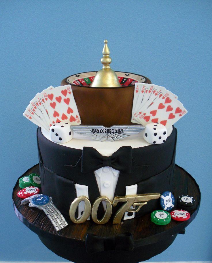 007 Grooms cake1.jpg - Casino Night Ideas - Pinterest ...