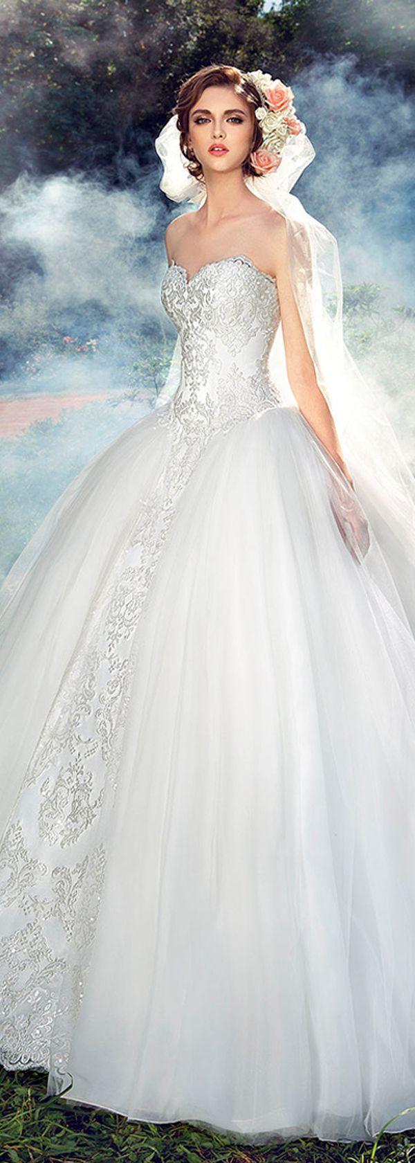 1032 best Brautkleider images on Pinterest | Homecoming dresses ...